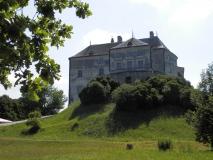 замки Украины, Олеский замок 1