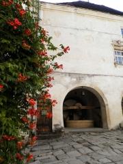 замки Украины, Олеский замок колодец