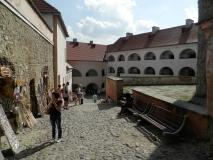 мукачевский замок паланок двор 1 фото 4