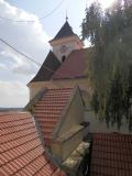 мукачевский замок паланок двор 2 крыша