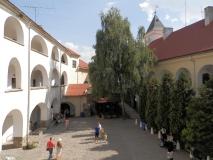 мукачевский замок паланок двор 2 фото 1