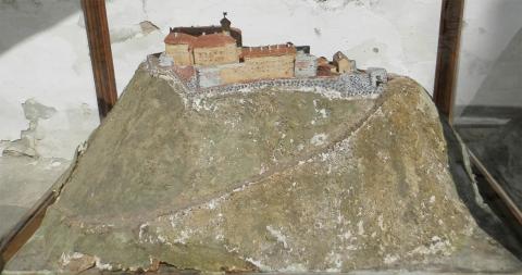 мукачевский замок паланок миниатюра