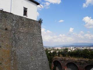 мукачевский замок паланок ров