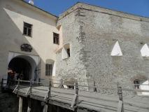 мукачевский замок паланок ворота