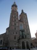 krakow mariacki kostel