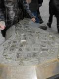 krakow plan of old city