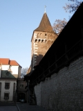 krakow wall inside